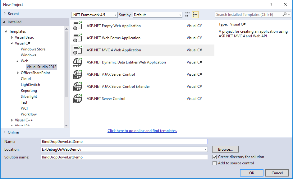 How to Bind DropDownList in ASP NET MVC using different Ways
