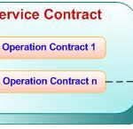What is WCF Contract?