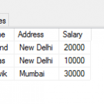 Views in SQL Server