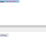 User Defined Function to Calculate Age from Date Of Birth in SQL Server