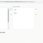 Select Multiple values using lightning:dualListbox in Lightning Component Salesforce