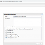 Create a Quick Action in Lightning Experience Salesforce